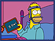 Homer Simpsons Wallpaper 2 - 1024x768