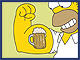 Homer Simpsons Wallpaper 19